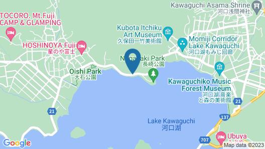 COTTAGE TOZAWA CENTER Map