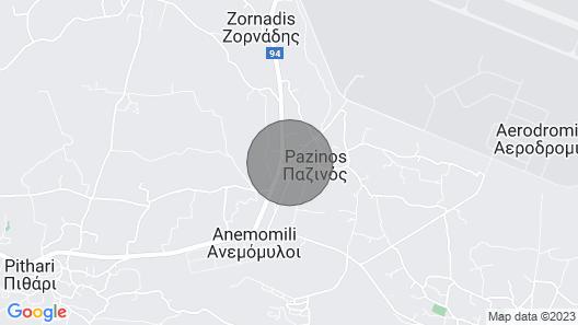 Pazinos: Mansion - Pazinos Map