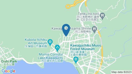 Villa Ururun Kawaguchiko Map