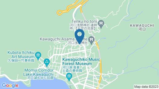 Fraku-Poodle Map