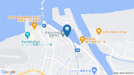 Mikakunooyado Yamadaya Map