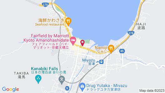 Seikiro Ryokan Historical Museum Hotel Map