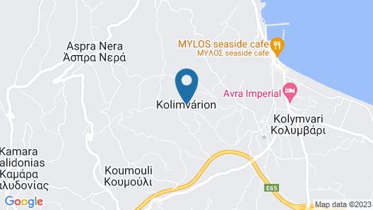Pergamos Village Map