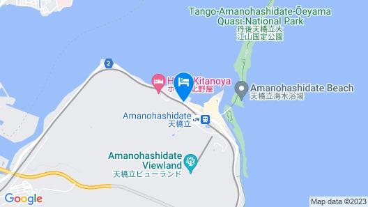Jinpuso Map