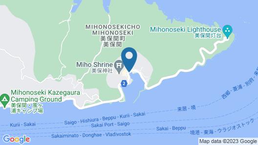 Mihokan Map