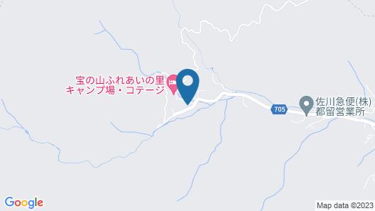 Loghouse Seseragi Map