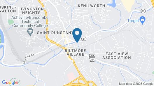 Home2 Suites by Hilton Asheville Biltmore Village Map