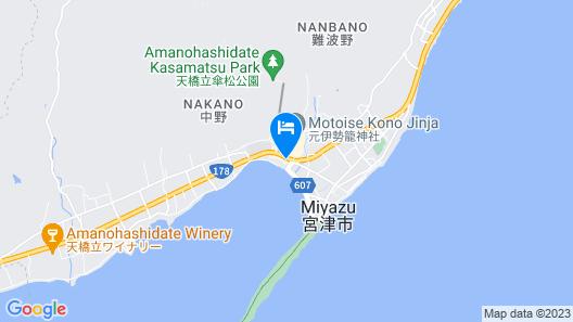 Ryokan Sakamotoya Map