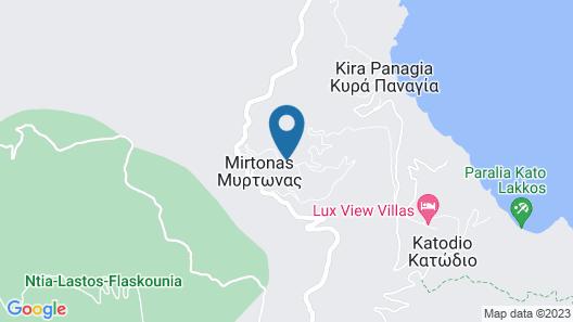 Two Goats Villas Map