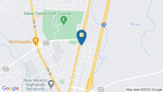 Palomino motel Map
