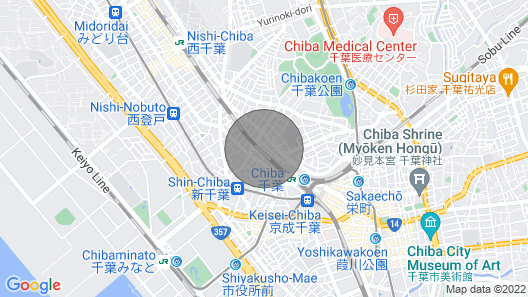R00344ppl30mindisneyland1minchibastationwifi - 304 / Chiba Chiba Map