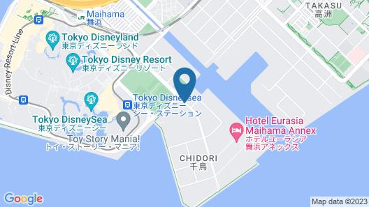 SPA & HOTEL MAIHAMA EURASIA Map