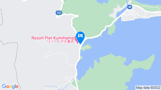Resorpia Kumihama Map