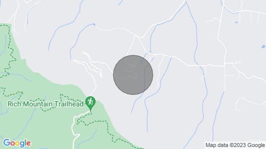Mountain Shade Map