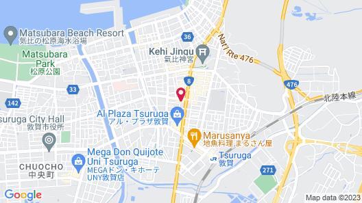 Annex Tsuruya Map