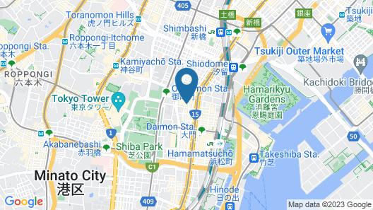 MONday Apart Daimon Map
