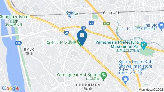 U-Topia Map