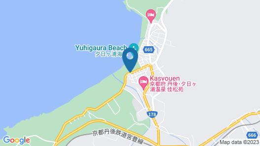 Yusai Resort HIBIKI Map