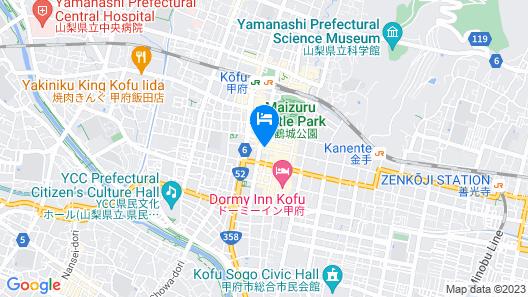 HOTEL DANROKAN Map