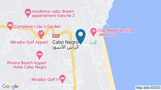 Résidence les Jardins De Cabo Map
