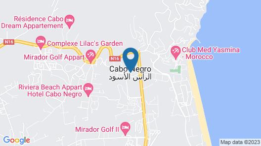 Perle De Cabo Map