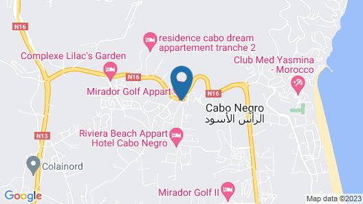 Mirador Golf Residence Map