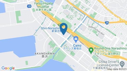 Tennenonsen U-neru Map