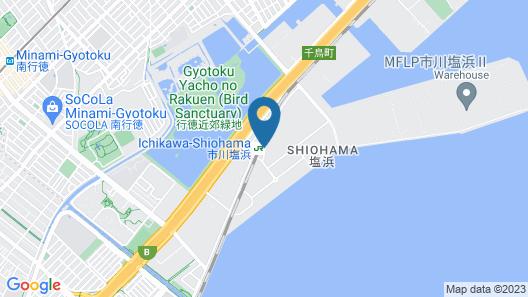 CVS Bay Hotel Map