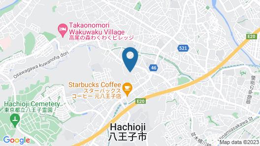 Kougetsu Sanso Map