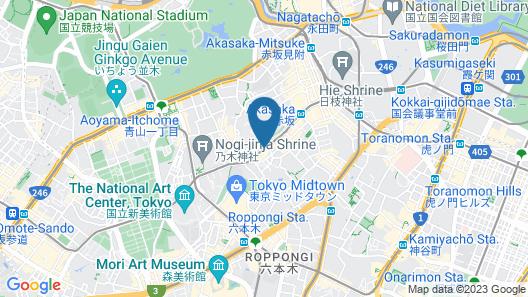 MIMARU TOKYO AKASAKA Map