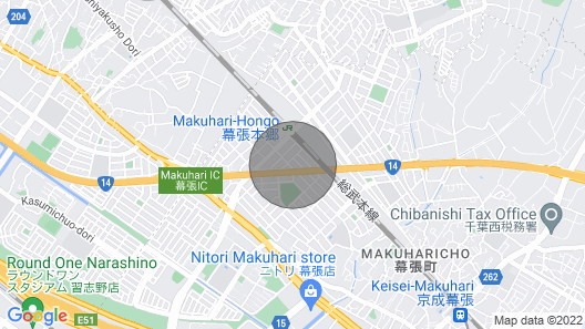3 Minutes on Foot From Makuhari Hongo St - Chiba Chiba City Hanamigawakuku Makuharihongo 269 Daiichi Hongo Building 202 / Chiba Chiba Map