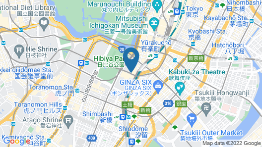 remm Hibiya Map