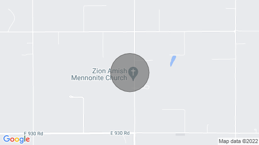 Country Farmhouse, family friendly Map