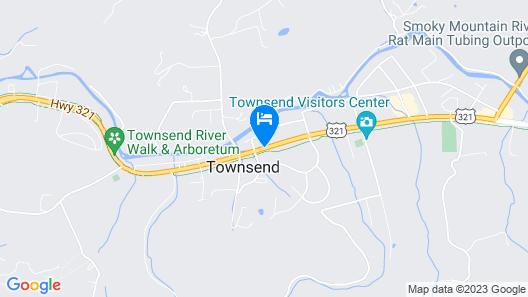 Tremont Lodge & Resort Map