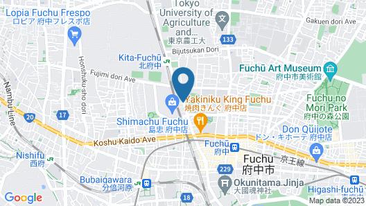 Restay Fuchu - Adult Only Map