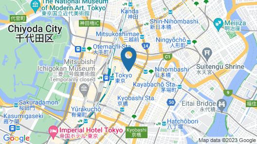 karaksa hotel TOKYO STATION Map
