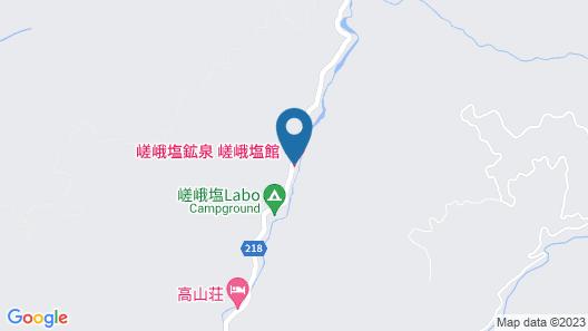 Sagashiokan Map