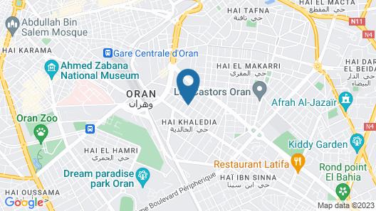 Assala Map