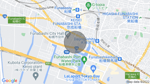 Full Renewal in November 2019 Excluding Bath and / Funabashi Chiba Map
