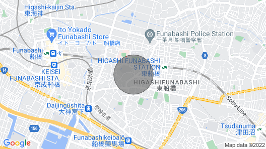 Katamari no Yado Amulet New Style Japanese Version B & B Map