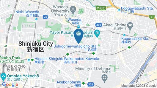 GLASS HOUSE Rm.3 Map