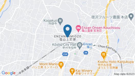 Kouchiso Map