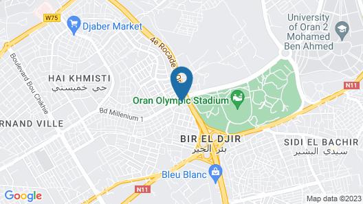 Chic T3 Akid Lotfi WIFI Map