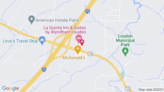 La Quinta Inn & Suites by Wyndham Loudon Map