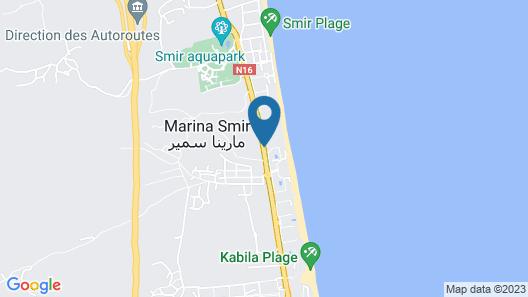 VILLA  AMR Map
