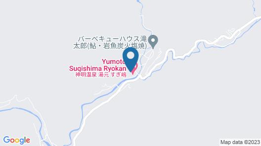 Yumoto Sugishima Map