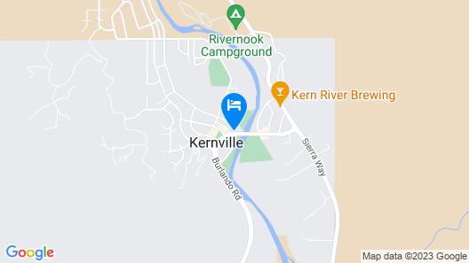 Riverview Lodge Map