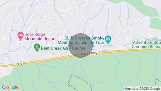 Serene Mountain Resort Map