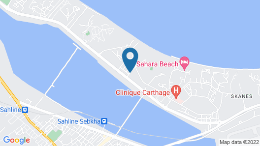Nerolia Hotel and Spa - Families ONLY Map