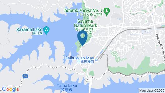 Restay Tokorozawa - Adult Only Map